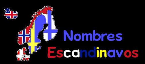 nombres escandinavos