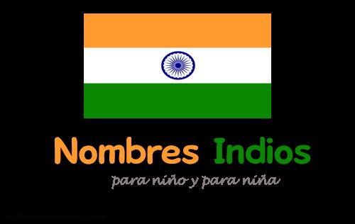 nombres indios